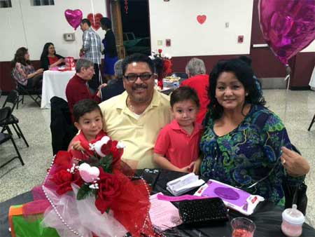 Love So Amazing - Parish Youth Group/Confirmation St. Valentine's Day